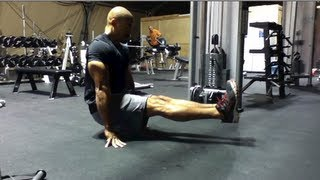 This Is Forty - 44 Best Bodyweight Exercises Ever! (High Def)