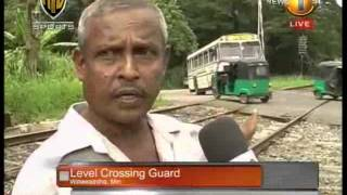 Newsfirst Army officer among injured in Mirigama rail accident