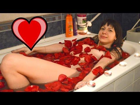 голая мама в ванне фото домашнее
