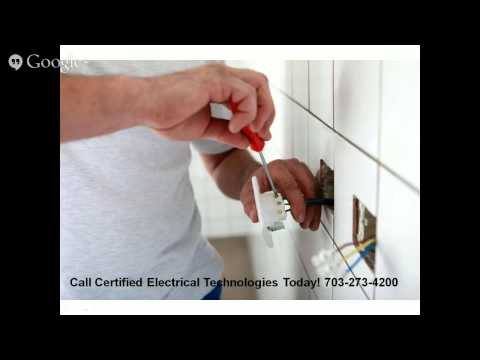 Electrician Fairfax VA - 703.273.4200 - Electrical Contractor