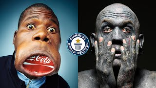 Play this video DANG! Them Faces... - Guinness World Records