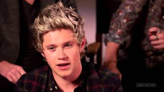 One Direction Video - One Direction On the Road Again Tour 2015 EXCLUSIVE Interview