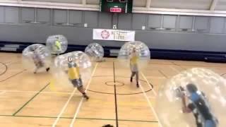 Bubble Football Big Hits