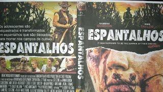ESPANTALHOS HUMANOS FILME DE TERROR DUBLADO