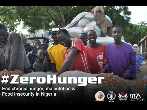 Nigeria Zero Hunger Strategic Review Meeting (Session 2)