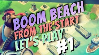 Boom Beach Beginners Let