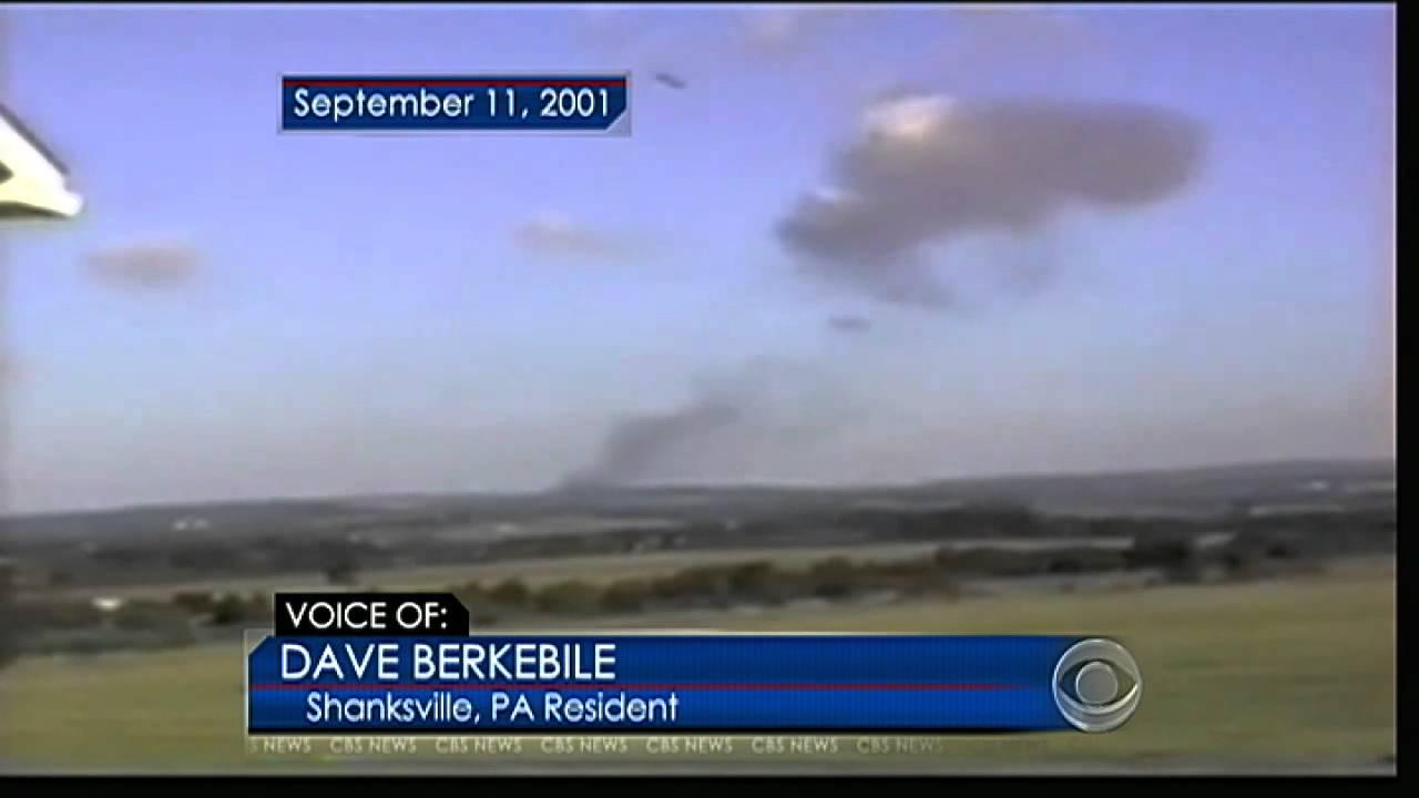 9 11 Flight 93 Crash of Flight 93 Crash on 9 11