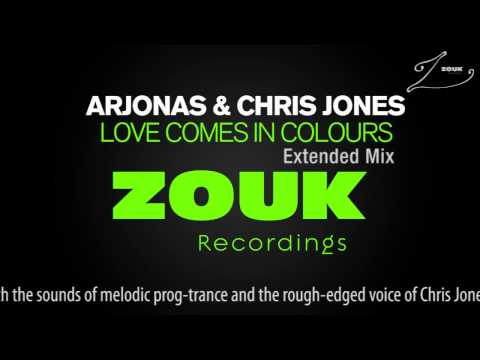Arjonas & Chris Jones – Love Comes In Colors (Extended Mix)