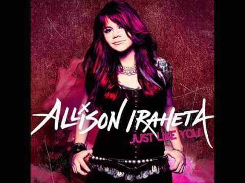 Allison Iraheta - Robot Love
