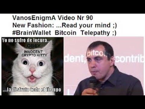 InnocentCryptoKitty 048 You Are Not Alone English Español Meditation Philosophy SciFi Bitc