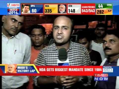 Narendra Modi's victory lap - 3