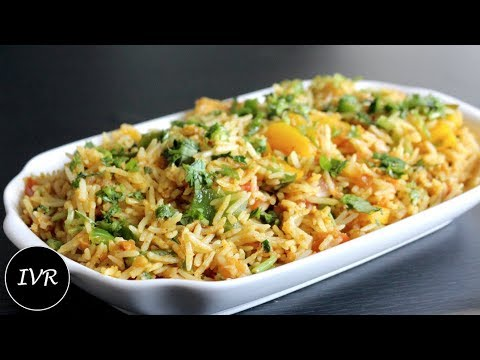 Sambhar Fried Rice Recipe | Sambar Rice | Spicy Sambar Fried Rice | Fried Rice Recipe