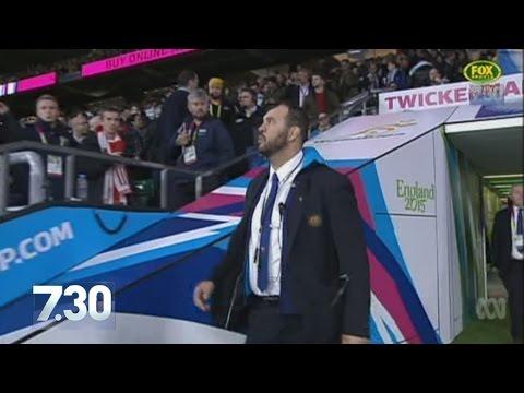 From turmoil to Twickenham: Can Cheika's Wallabies win the World Cup?