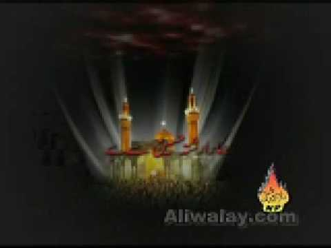Bus Ek Rista Hussain Say - Shadman Raza 2009 Nohay - Www.aliwalay video
