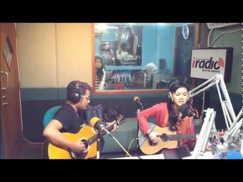 Part 1   Ariel NOAH kasih kejutan buat Sheryl Sheinafia di I Radio