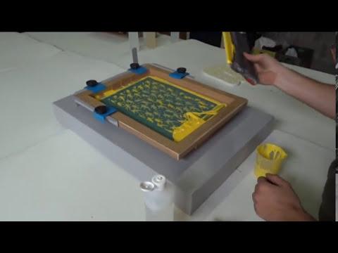Treinamento Mesa de Silk ChineloMaq