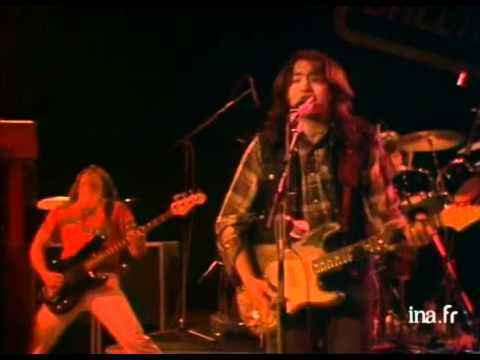 Rory Gallagher Paris  980- Full Concert)