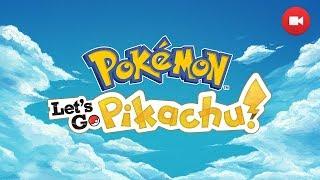 🔴 [PandaMerah] RESTREAM SAT | Pokemon Let's Go: Pikachu #5