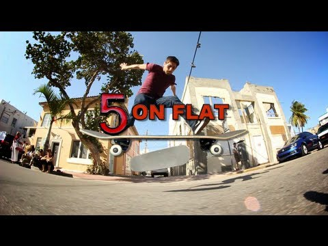5 On Flat With Danny Fuenzalida