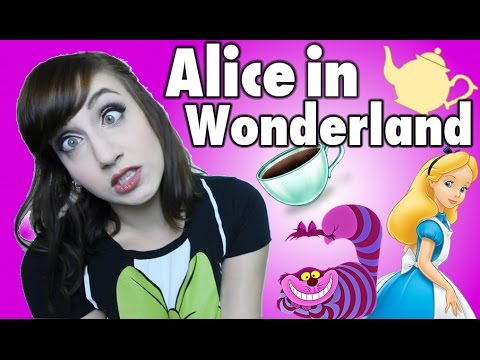 Alice In Wonderland - Down To Disness! video