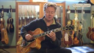 1941 Gibson L-5 played by Brian Setzer