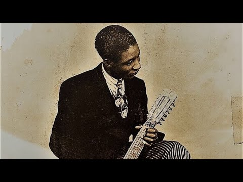 'Tomorrow Night' LONNIE JOHNSON, Guitar Hero Legend Of Blues