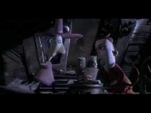 Nightmare Before Christmas - Kidnapping Song (german) video