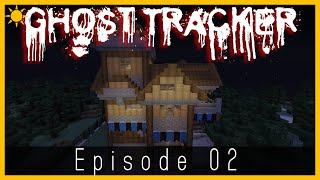 Ghost Tracker : Episode 02 - Maison moyenâgeuse - Film Horreur Minecraft TheSamden