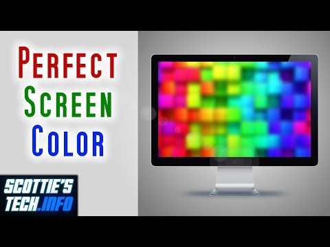 Make any LCD computer screen high-end