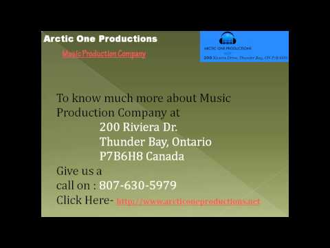 Music Production Company Arctic One Productions