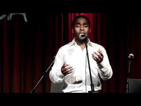 Behind the Music-al: Mykal Kilgore - Disaster by Drew Gasparini
