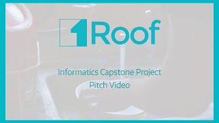 Download Lagu UW iSchool Informatics Capstone 2016: OneRoof Gratis STAFABAND