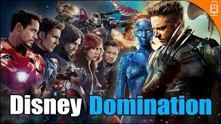 DISNEY In Talks To Purchase 21st Century Fox X-Men & Fantastic Four