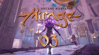 MIRAGE #03 - Rampage