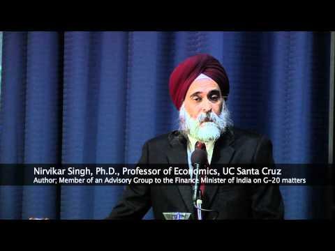 Nirvikar Singh (8/11/11)