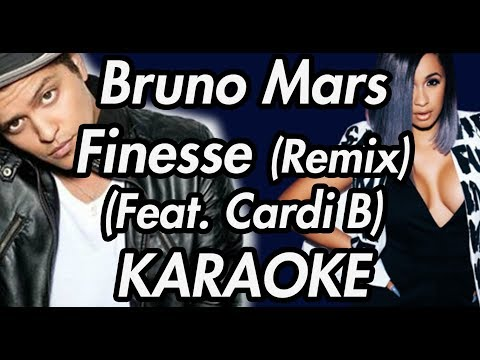 finesse song download remix