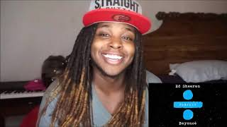 Ed Sheeran Perfect Duet ( with Beyonce ) REACTION