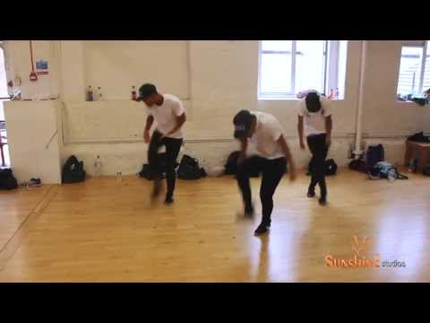 Quick Crew Choreography; Blurred Lines By Robin Thicke video