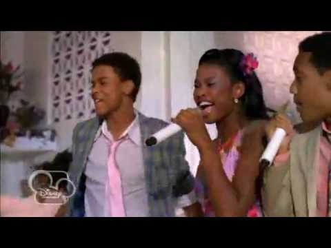 Tyler James Williams e Coco Jones - Let It Shine