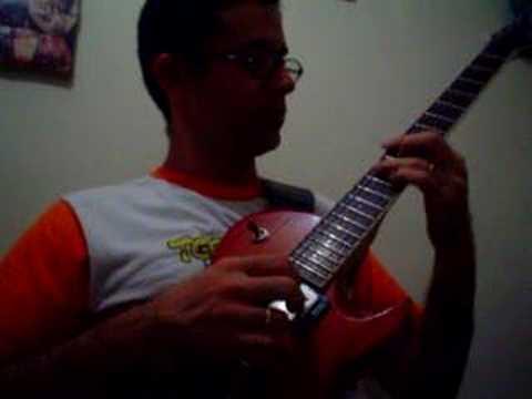 Wallace Seixas ( walking bass-line melody by joe diorio))