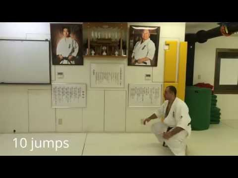Kyokushin - Legs Training