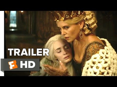 The Huntsman: Winter's War Official Trailer #2 (2016) - Chris Hemsworth, Sam Claflin Movie HD