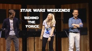 Star Wars Weekends 2013 - Behind The Force - Dee Bradley Baker - 05-17-2013