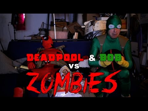 Deadpool & Bob vs Zombies Music Videos