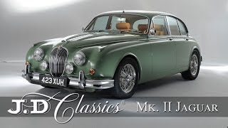 Jaguar Mk 2 - Very High Specification - JD Classics