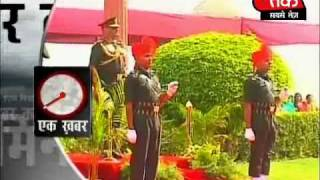 Gen V K Singh becomes the new Army chief