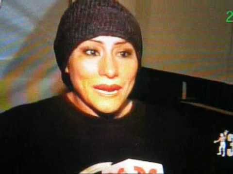 Tercera  Caida: Faby Apache no se rapó en Guerra de Titanes 2009