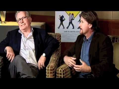 Martin Sheen / Emilio Estevez talk about