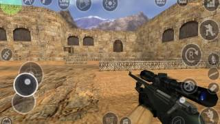 Counter-Strike 1.6 on android - Multiplayer