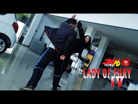 Lady of Fury Series IV Duel in Chevrolet Amukan si Gadis